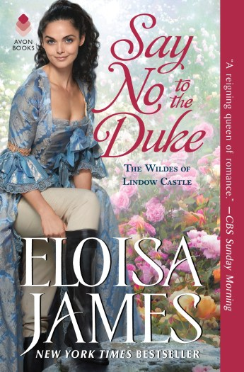 Book Cover - Say No to the Duke by Eloisa James.JPG
