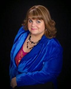 Author Pic - Ann Aguirre