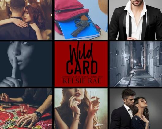 wild card collage