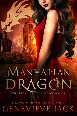 Manhattan Dragon Cover