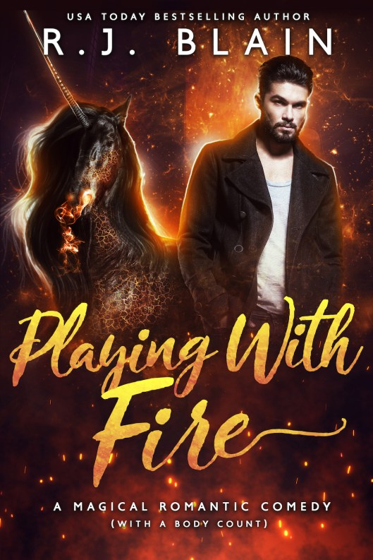 RJ Blain - Playing with Fire