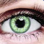 Bella Green Envy Colored Contacts