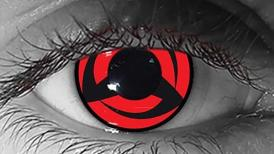 Kakashi Halloween Contacts