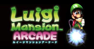 luigis mansion arcade game