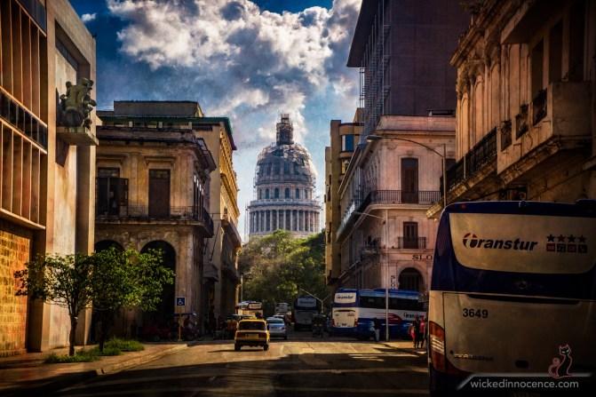 Cuban Capitol Hill