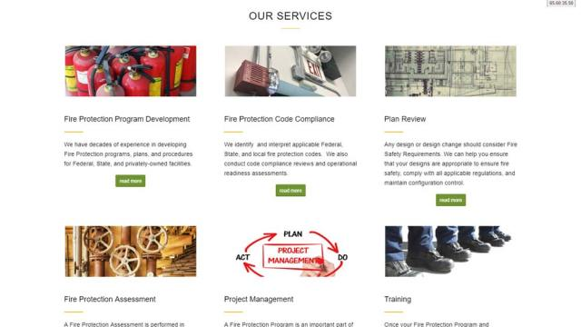 Fire Protection Engineering Consulting Firm