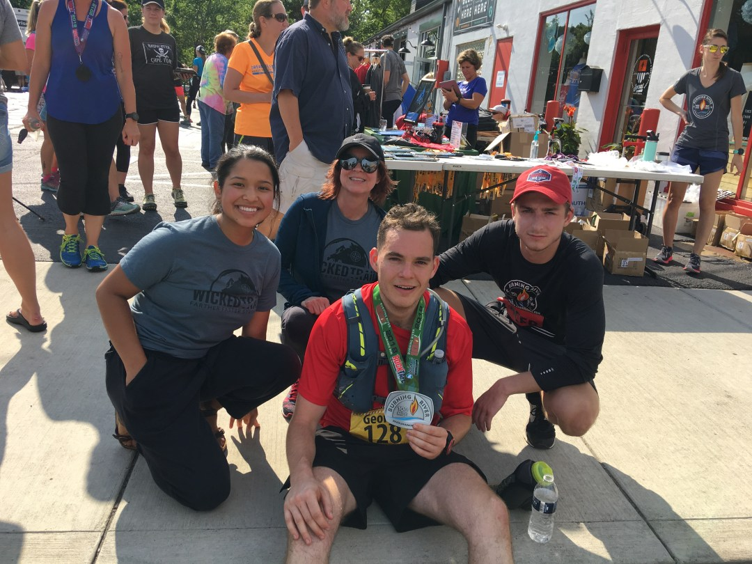 How To Train For An Ultra Marathon: Burning River 100