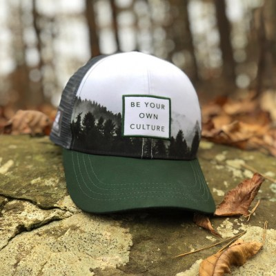 """05e99fc94ec Be Your Own Culture"""" Performance Trucker Hat"""