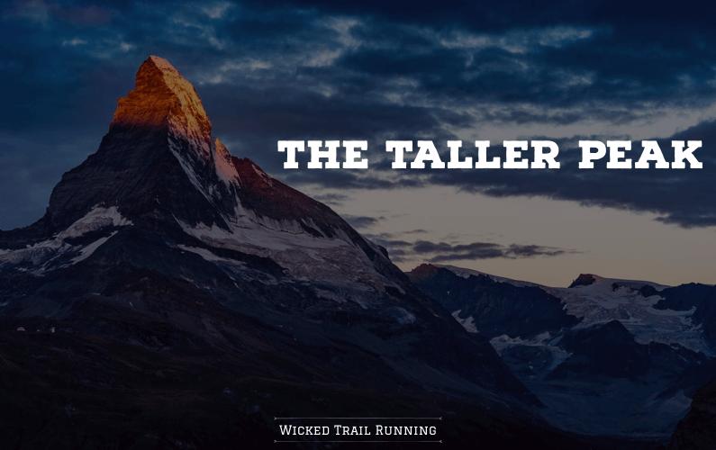 Why Run an Ultra Marathon   The Taller Peak
