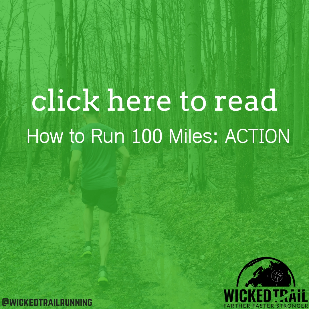 Become An Ultra Runner | Text Image Link