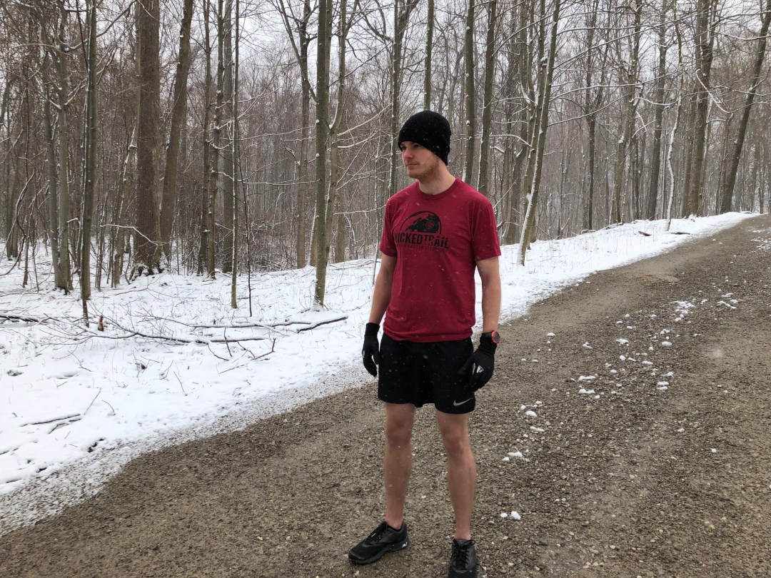 Become An Ultra Runner   Snowy Trail