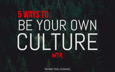5 Ways to Be Your Own Culture