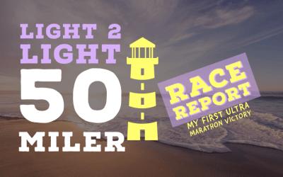 Light 2 Light 50 Race Report