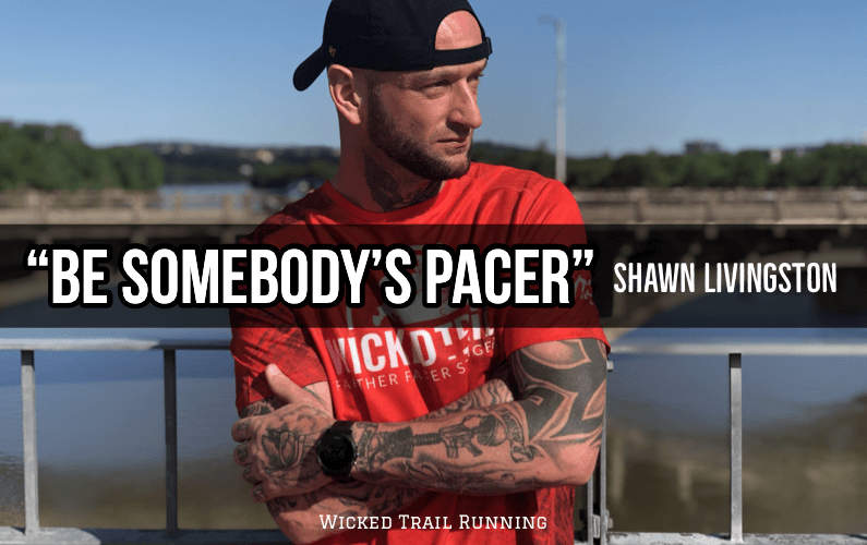 Shawn Livingston: Be Somebody's Pacer