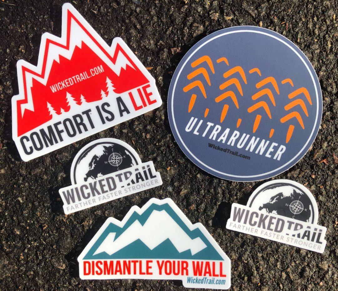 Ultra Marathon Blog | Free Sticker