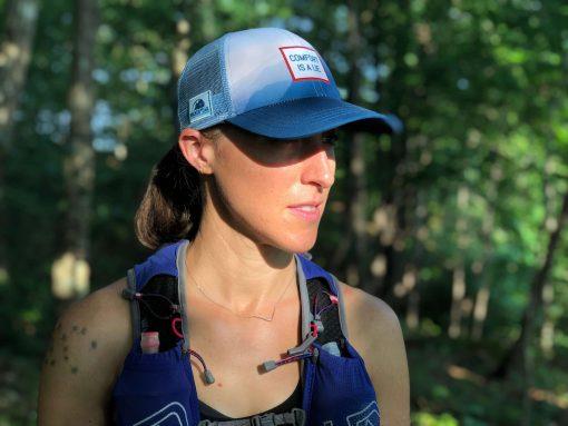 Ultra marathon Trucker Hat Comfort Is A Lie
