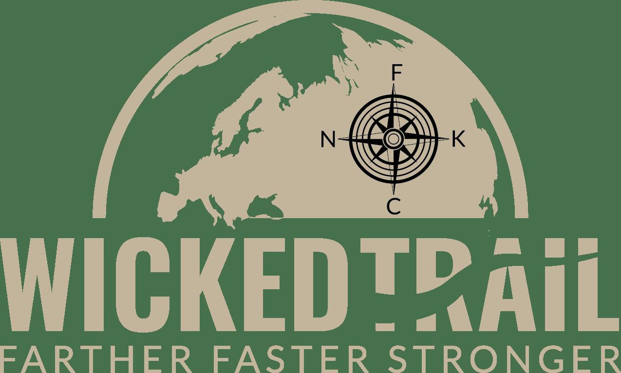 Wicked Trail Running Ultra Running Hats Logo