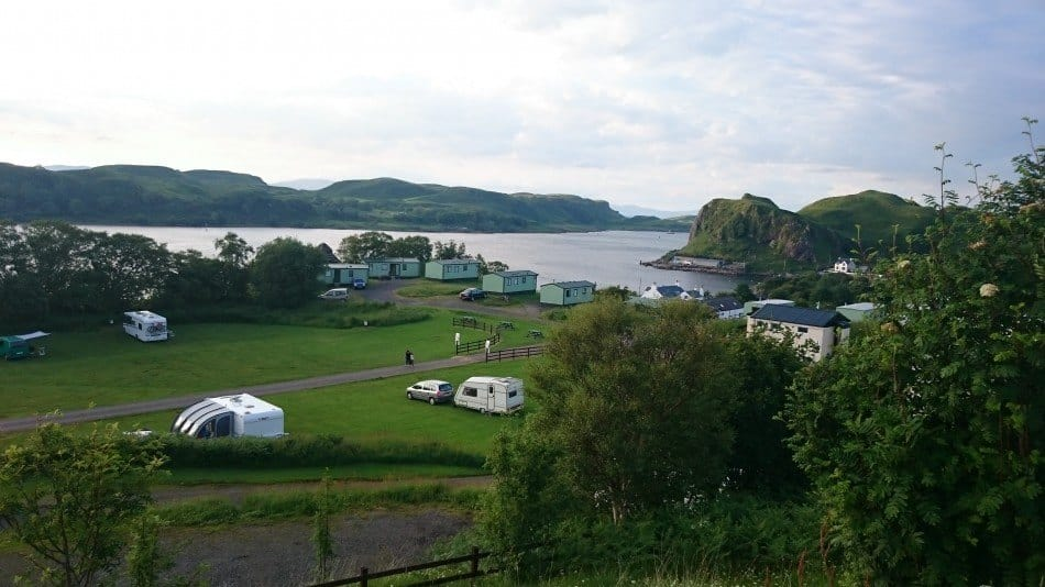British Camp Grounds