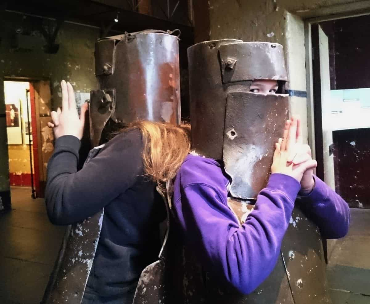 Old Melbourne Gaol - History of Ned Kelly
