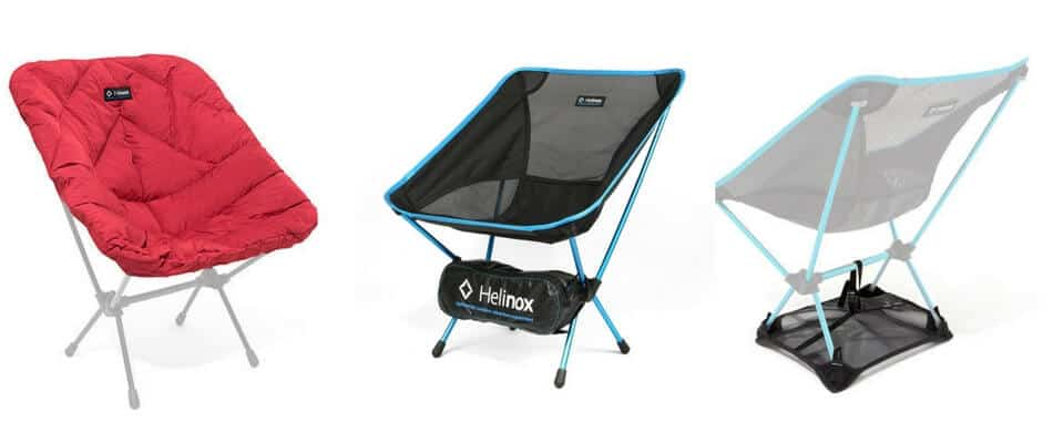 Helinox Lightweight Camp Chair Wicked Walkabout