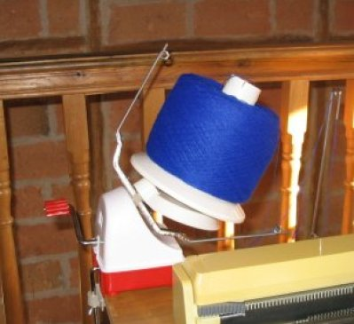 jumbo wool winder
