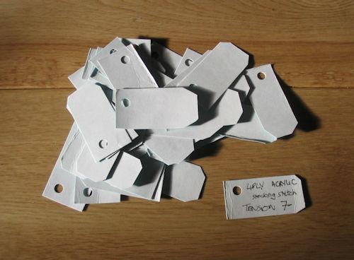 labels for samplers