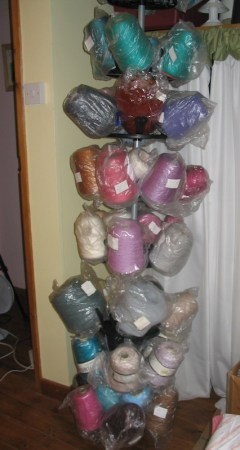 yarn carousel