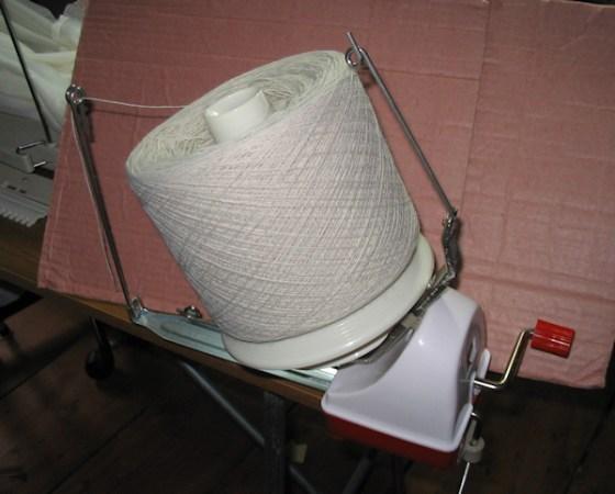 L-2 Jumbo yarn cake