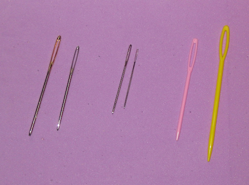 different types of needle