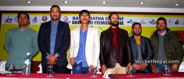 sagarmatha cement dhangadhi premier league captains