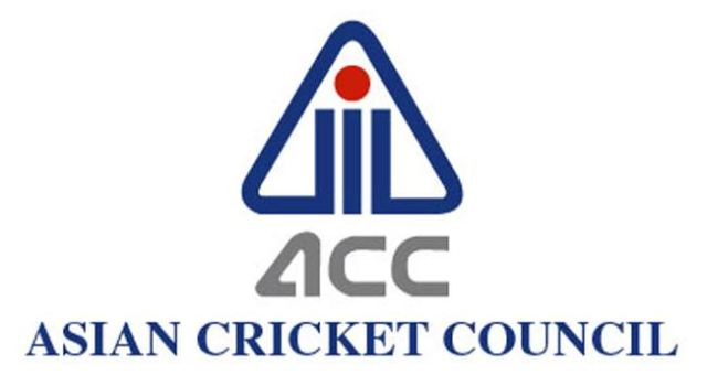 asian cricket council logo