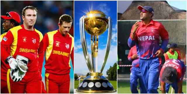 Nepal in World Cup
