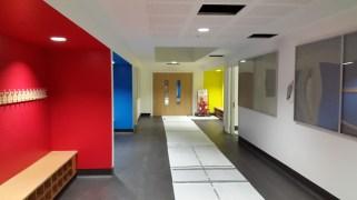 Primary 5-7 corridor