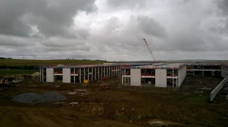 New Wick High School - August 2016