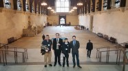 The group in parliament