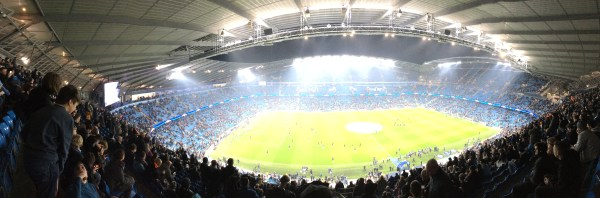 One of the finest stadiums in Eurpoe