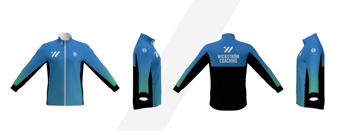 Wickström Coaching kläder, överdrag