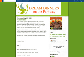 Dream Dinners on the Parkway