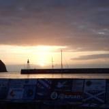 Horta: Marina @ Sunrise