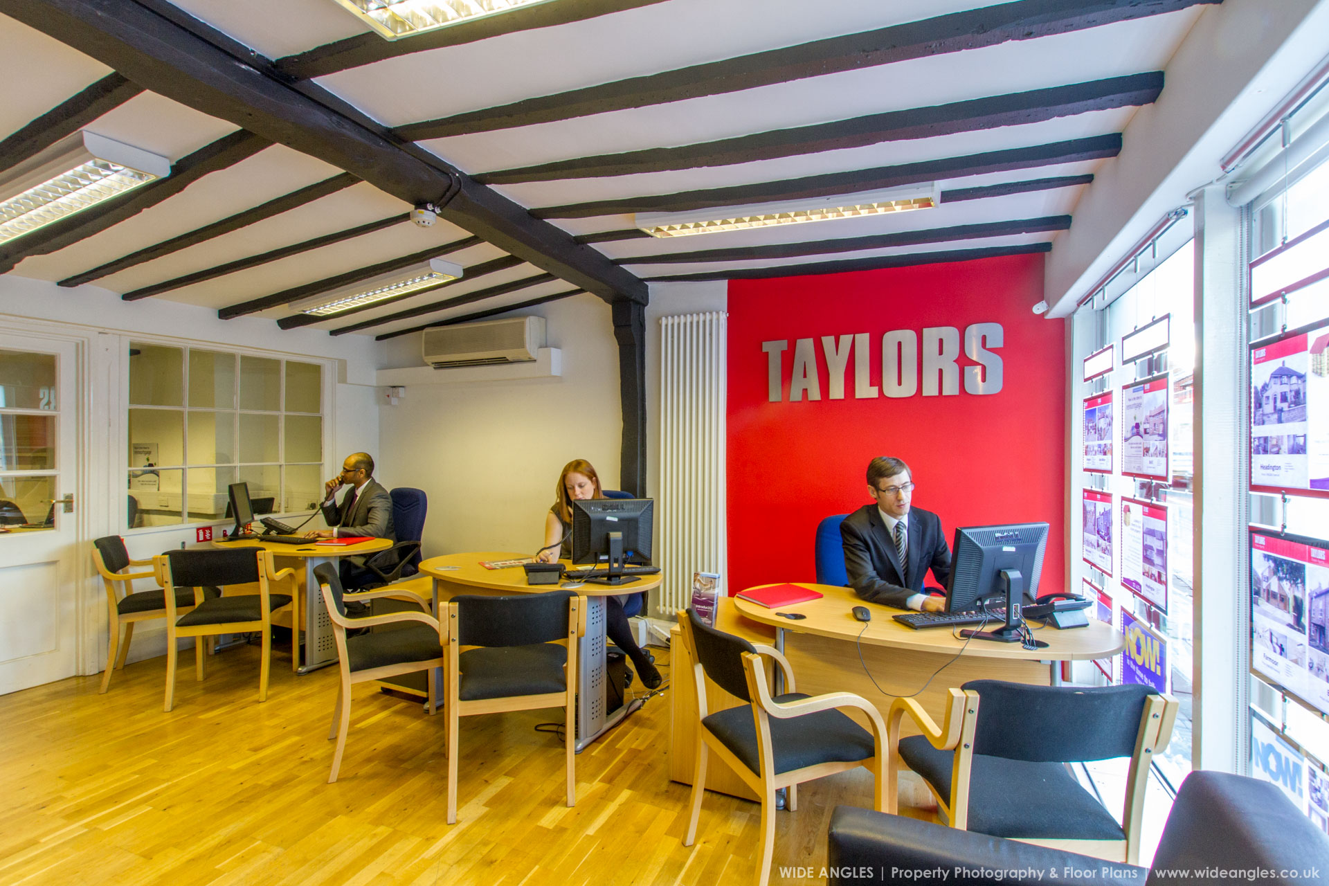 Wide Angles Property Marketing Services Oxfordshire - Branch Photography