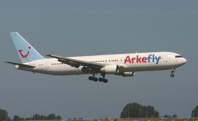 Boeing 767-300 Arkefly