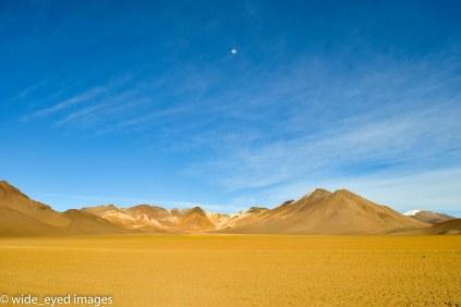Salvador Dali Desert, Bolivia