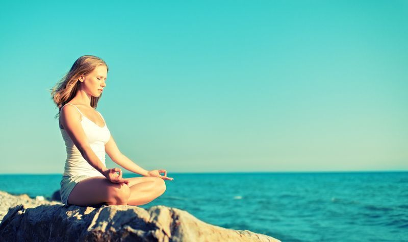 Meditation and breathing techniques