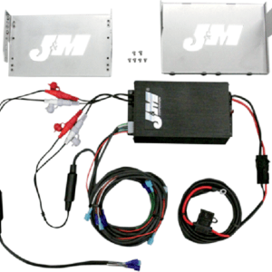 THUNDER MAX ECM W/INTEGRAL AUTO TUNE SYSTEM FOR HARLEY 14-16