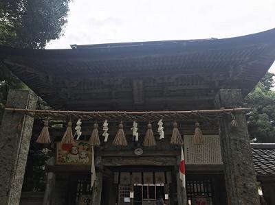 櫻井神社本殿