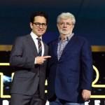 J.J. Abrams George Lucas