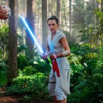 Rey Star Wars: Skywalker kora