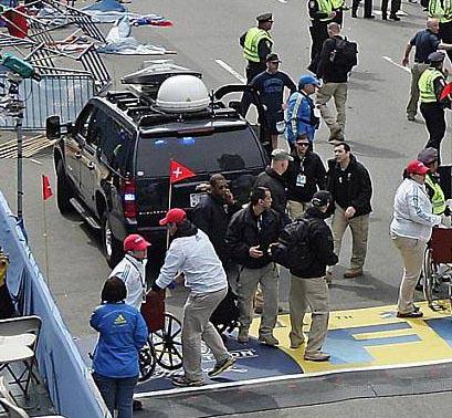 Boston Bombings WMD