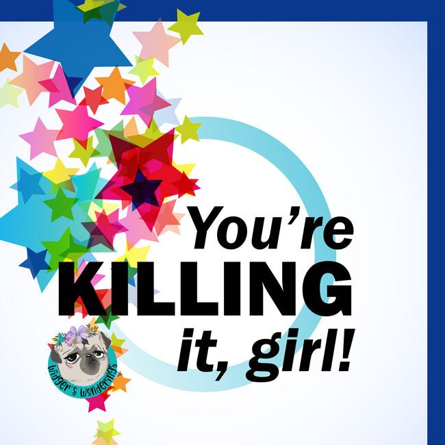 kILLING-IT