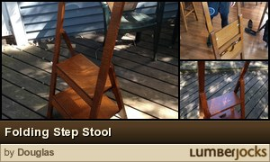 Click for details: Folding Step Stool